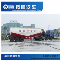 Durable 3 Axles Oil Tanker Semi