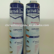 in china can produce,insect killer,200ml aerosol can