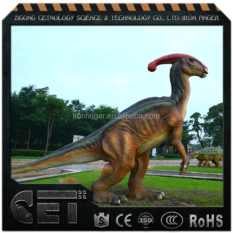 life size dinosaur model dinosaur christmas decorations animatronic dinosaur