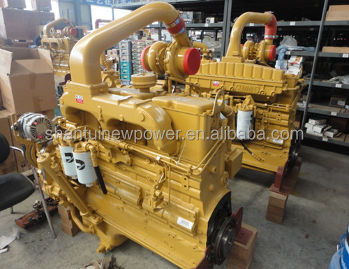 cummins diesel nt855 engine for shantui sd22 bulldozer in stock with best price
