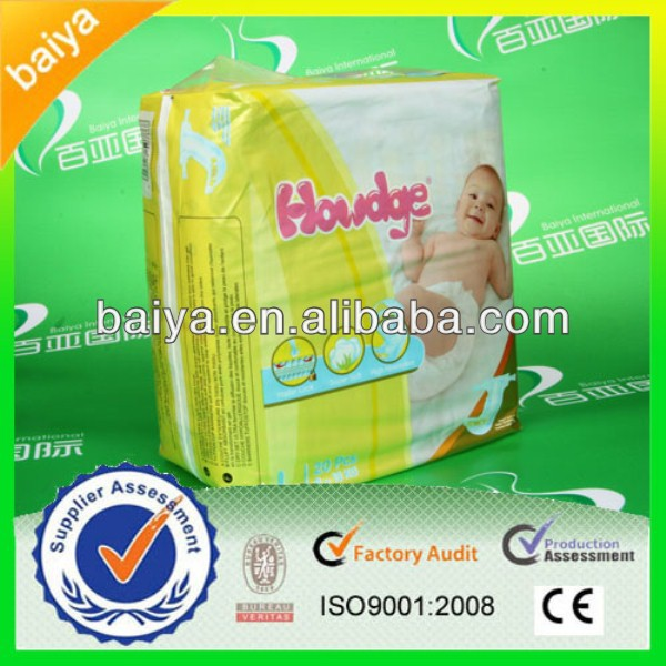 Cotton Baby Diapers Hot Sale Disposable Printed Big Baby Diapers Wholesale Cheap