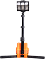 JGL Newest Rechargeable Remote Area Work Light Emergency Scene Light