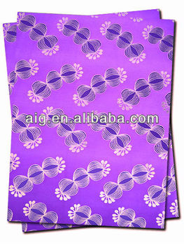 AFRICAN SEGO HEADTIE,HT0352 PURPLE