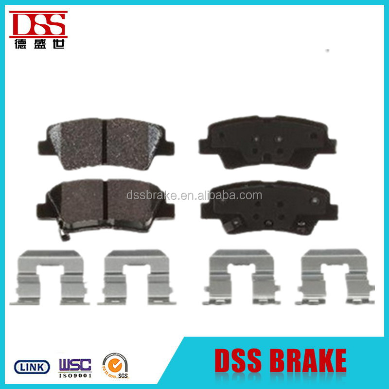 car spare parts brake pad for 2013 hyundai elantra accessories