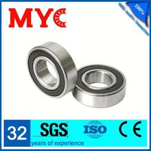 High speed yongkang motorcycle wheel parts bearings 6204