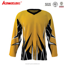 2017 New Custom Made High Quality Denmark Hockey Jersey Sportswear Fabric Hockey Jercey Custom Made