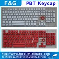 87/88/104/108 keys full set PBT multi-color keycaps for mechanical keyboard