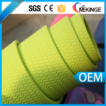 Printing cell closed TPE sport anti-slip foam mat