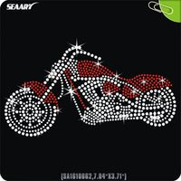 Hot New Products For Rhinestone Transfer Motorcycle