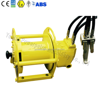 Marine/Offshore Pneumatic Air Winch (0.5T-10T)