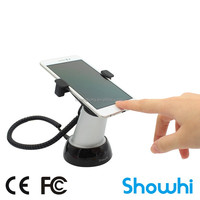 Showhi Electronic store product security display desktop security cell phone holder TSE84