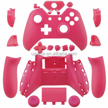 Girly Pink Custom Shell Mods for Xbox One Game Controller Housing