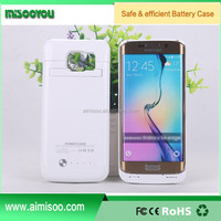 best battery case manufacture for samsung galaxy s6 edge,for Samsung galaxy s6 edge battery case