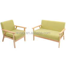 Wooden Frame Soild Wood chaise lounge furniture model PU Leather Upholdtery Fabric Types of Sofa Set Leg Design China Sofa Chair