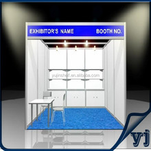 Used trade show booth/trade show booth exhibit display/exhibition booth 3x3