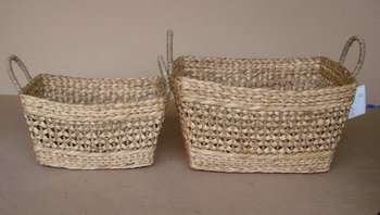 Spun bamboo, Bamboo & Rattan, Sea grass craft, Banana Sheath, Water Hyacinth