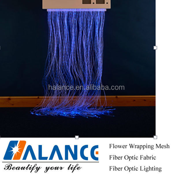 Fibre Curtain for Restaurants window