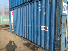 20 Length (feet) and Dry Container Type old containers for sale