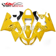 Complete Fairings For Triumph Daytona 600 650 2003 2004 2005 Year 03 - 05 ABS Plastic Yellow Motorcycle Fairing Kits