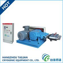 Cryogenic LNG Pump Cryogenic Liquid Pump Natural Gas Pressure Booster Pump
