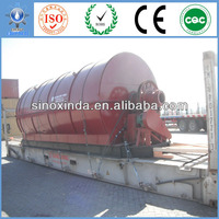 Xindae Supplier- XD-10Tons recycled furnace oil