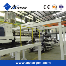 High Performance Plastic Sheet/Board Extrusion Line