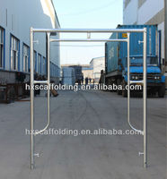 ADTO Q235 frame system scaffolding construction material for build