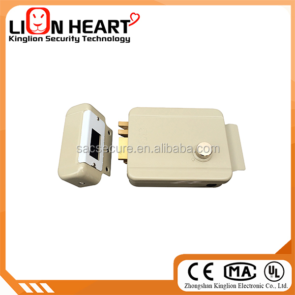Electronic door chain lock alarm,hardware tesa door locks