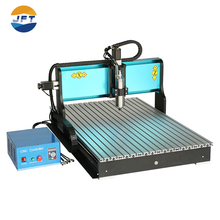 New style China 6090 mini cnc router machine for metal milling and drilling