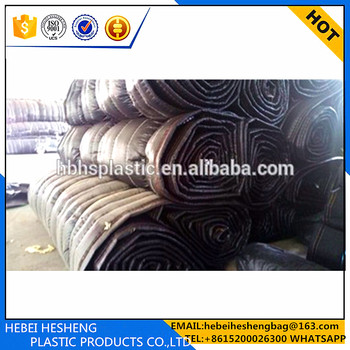 fabric sheet pp woven bag roll