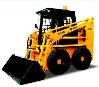 JC SERIES SKID LOADER WITH CE AND EPA AND GOST CERTIFICATE