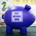 Balloon Type Giant Inflatable Pig for Advertising