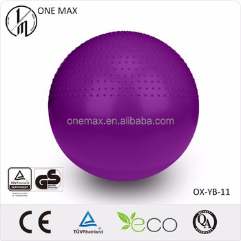 Soft Durable Yoga Ball base For Outdoor Exercise