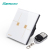 240v Smart 2 Channel Wireless Relay  Long Range rf Remote Control Capacitive Touch Light  Wall Switch