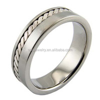 china factory 316l stainless steel jewelry engagement ring designs for women cheap bulk wholesale