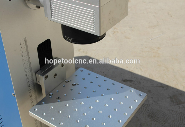 Long time lifetime metal laser marking machine 10W