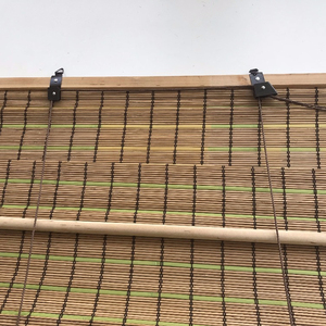 2018 Factory Lowes Rattan Natural Bamboo Blinds from China