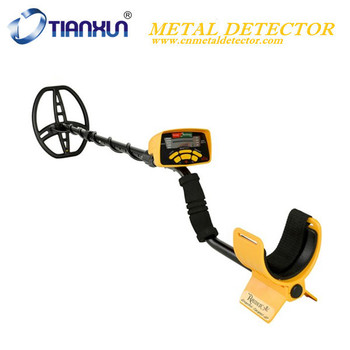 2016 Hot sale MD-6350 underground gold metal detector, gold metal detector long range