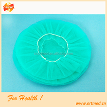 Cheap disposable bouffant cap/surgical medical disposable head cover