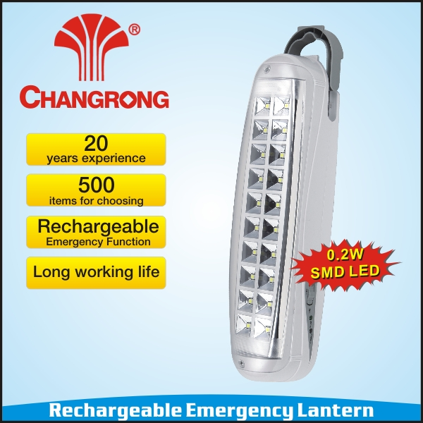 Festival decoration factory price emergency protable led light