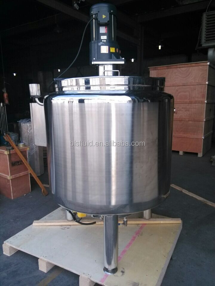 500L Dishwashing Liquid Detergent shampoo/price of soap making machine