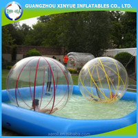 2015 inflatable water running ball bubble runner