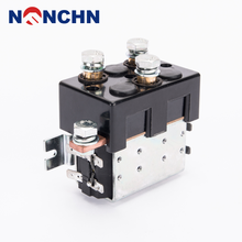 NANFENG March Expo New 2018 Product Idea Brands 100A DC Electric Contdctor Relay