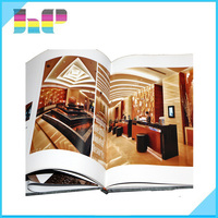 Coated Paper,Offset paper and Printing casebound book printing