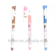 2013 creative plastic carton ball ball biro pen