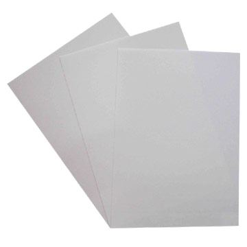 2014 New plastic products wedding album pvc sheets