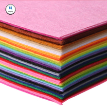 wholesale eco-friendly printed 100% wool felt fabric
