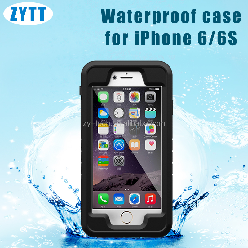 Extreme life water proof case for Apple 6 6S 4.7 inch