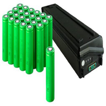 Li Ion 18650 7s3p 7.2v Nimh Aa 1500mah Electric Car Battery Pack 48v