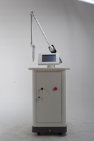Beijing Sincoheren ISO 13485 q-switch nd yag laser for remove permenent patches